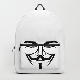 Anonymous Vendetta Backpack