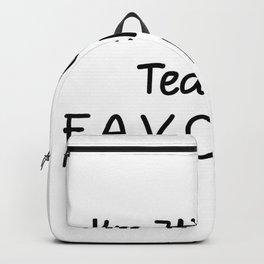 I'm 7th Grade Teacher Favorite 7th Grade Teacher Backpack