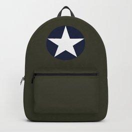USAAF Roundel Backpack