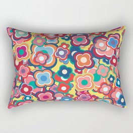 All the Pretty Colors Rectangular Pillow