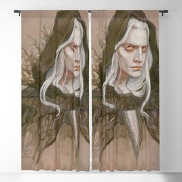 The Albino Antihero Blackout Curtain