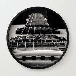 Guitar Wall Clock