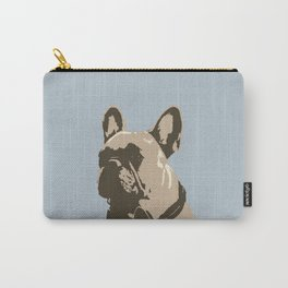 French Bulldog Pop Art Carry-All Pouch