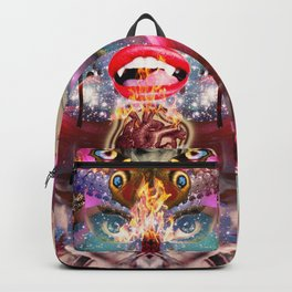 Intergalactic Orgasm Backpack