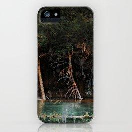 Hanging Lake  iPhone Case