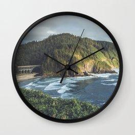 Cape Cove Wall Clock