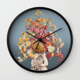 The one I love Wall Clock