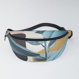 Tropical Wave I Fanny Pack