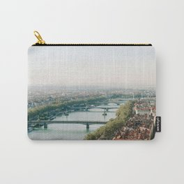 Sunrise over Lyon Carry-All Pouch
