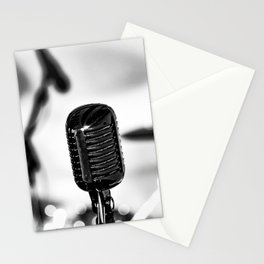 Feel The music Stationery Cards