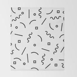 Confetti Throw Blanket