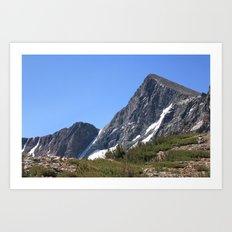 Mount Dana Art Print