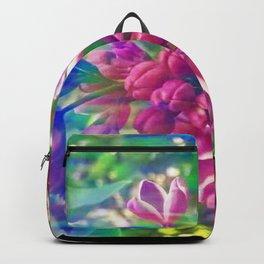 Violet Love & Light Lilac Backpack