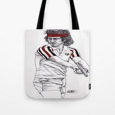 Tennis Mcenroe Tote Bag