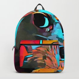 Chihuahua 4 Backpack