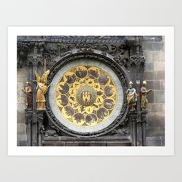 Prague IV Art Print