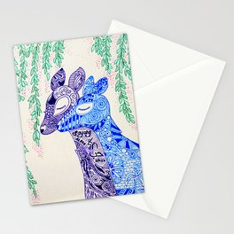 Dear Deer Love Story Stationery Cards