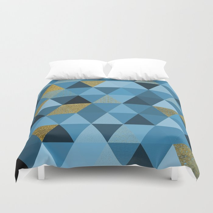 Abstract #328 Duvet Cover