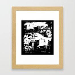 Glenavon, Sask Framed Art Print