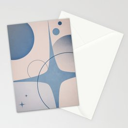 overnight clarity Stationery Cards
