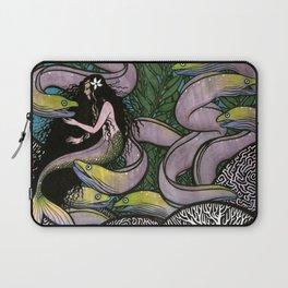 Mermaid and Seven Eels Laptop Sleeve
