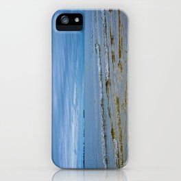 Contemplative Waters - The Peace Collection iPhone Case
