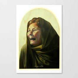Maria Canvas Print