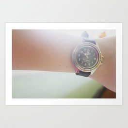 watches Art Print