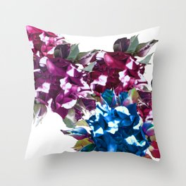 Roses Mood Throw Pillow