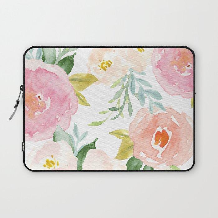 Floral 02 Laptop Sleeve