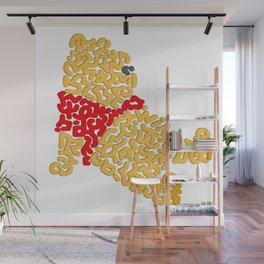 Winnie Wall Mural