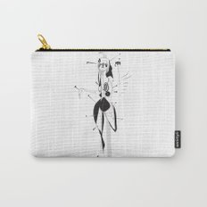 Acupuncture - Emilie Record Carry-All Pouch