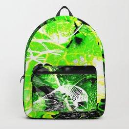 L'oiseau sur le choux Backpack