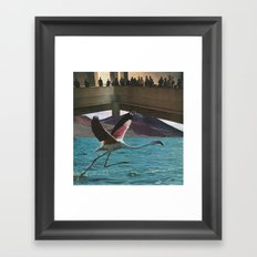 Great Birds 4: Atrium Framed Art Print