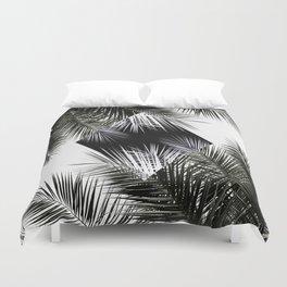 Palm Leaves 3 Geometry Duvet Cover