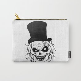 The Hatbox Ghost Carry-All Pouch