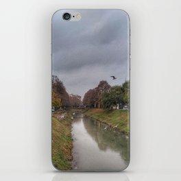 river of Padua iPhone Skin