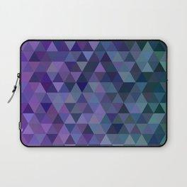 Triangle tiles Laptop Sleeve