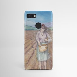 FARM WORKER PLANTING  Android Case