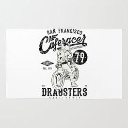 Dragster San Francisco Rug