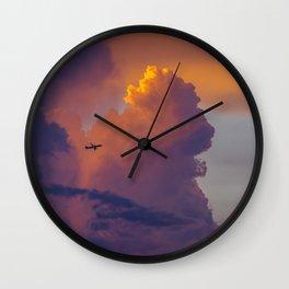 Glowing Escape Wall Clock