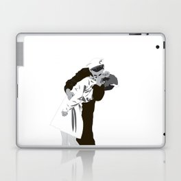 kissing the war goodbye 1945 Laptop & iPad Skin