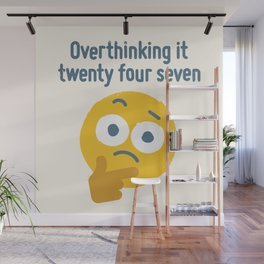 Leave Dwell Enough Alone Wall Mural