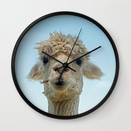 WHITEY Wall Clock