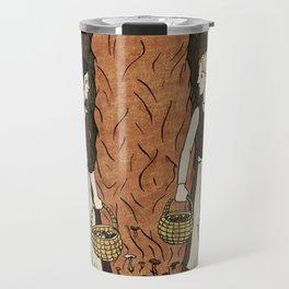 Odd Encounter Travel Mug