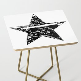 Bowie 2019-1 Side Table