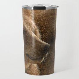Brown Bears - Lazy Daze Travel Mug