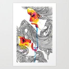 Quench Art Print