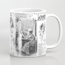 Pride and Prejudice - Pages Coffee Mug