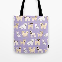 MIDDLE EASTERN DOGS Tote Bag